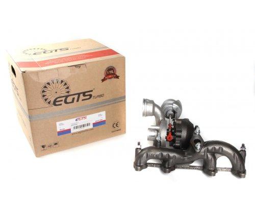 Турбина (двигатель BJB) VW Caddy III 1.9TDI 2004-2010 135981851 EGTS (Турция)