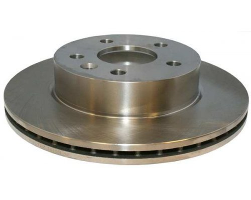 Тормозной диск передний вентилируемый (276х22мм) MB Vito 638 1996-2003 1363102000 JP GROUP (Дания)