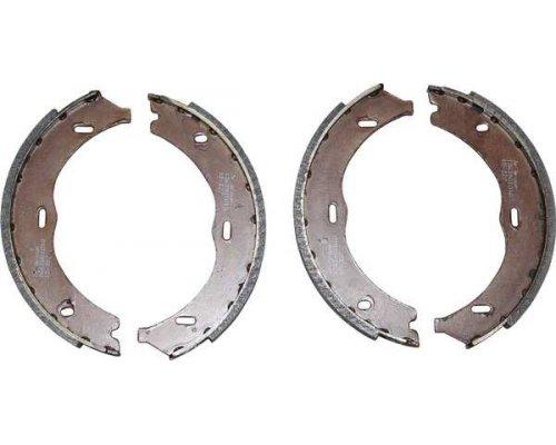 Колодки ручника (186x20) MB Vito 639 2003- 1363901010 JP GROUP (Дания)