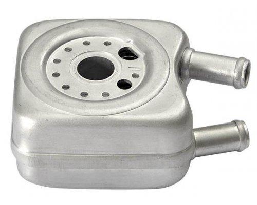 Радиатор масляный / теплообменник VW Crafter 2.5TDI 65/80/100 kW 2006- 14-0001 MAXGEAR (Польша)