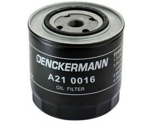 Фильтр масляный VW Transporter T4 1.9D / 1.9TD 90-96 A210016 DENCKERMANN (Польша)