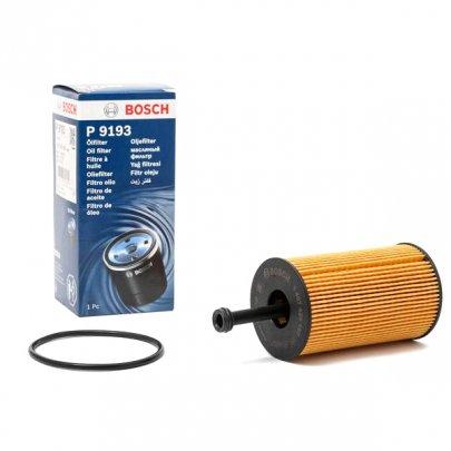 Фильтр масляный Peugeot Partner / Citroen Berlingo 1.1 / 1.4 / 1.6 (бензин) 1996-2008 1457429193 BOSCH (Германия)