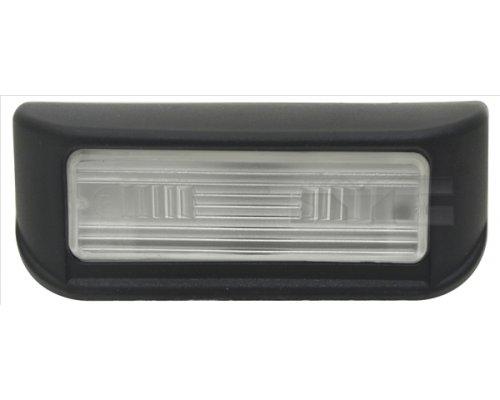 Подсветка номера Fiat Scudo / Citroen Jumpy / Peugeot Expert 1995-2006 15-0427-00-2 TYC (Тайвань)