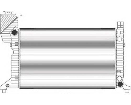 Радиатор охлаждения (с кондиционером) MB Sprinter 2.3D / 2.9TDI 1995-2006 15.62.664A TEMPEST (Тайвань)