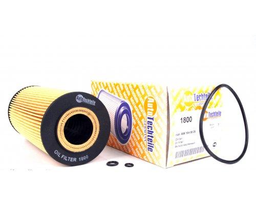 Масляный фильтр MB Sprinter 2.3D / 2.9TDI 1995-2006 1800  AUTOTECHTEILE (Германия)