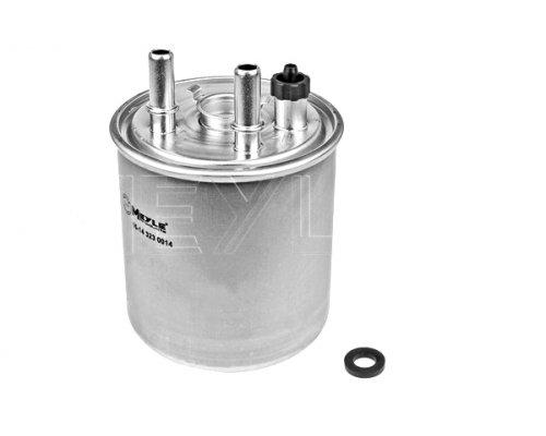 Фильтр топливный (с датчиком воды, до 05.2009) Renault Kangoo II 1.5dCi 2008-2009 16-143230014 MEYLE (Германия)