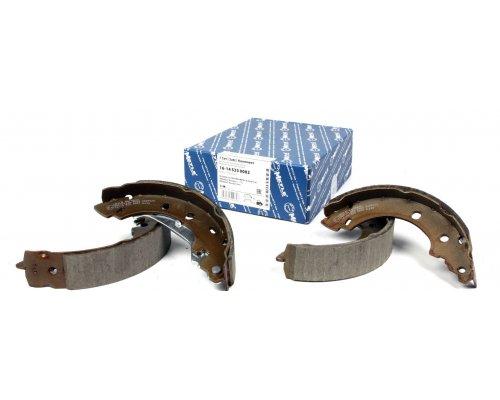 Тормозные колодки задние барабанные (203x39мм) Renault Kangoo 97-08 16-145330002 MEYLE (Германия)