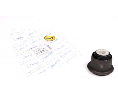 Сайлентблок переднего рычага (усиленный) Renault Kangoo / Nissan Kubistar 97-08 16-146100013/HD MEYLE (Германия)