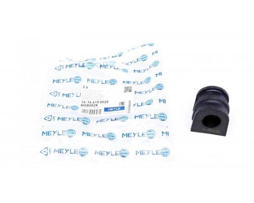Втулка стабилизатора переднего (диаметр 20мм) Renault Master III / Opel Movano B 2010- 16-146150025 MEYLE (Германия)