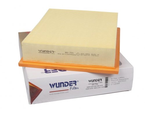 Воздушный фильтр MB Vito 638 2.0 / 2.3 / 2.3D 1996-2003 WH-709 WUNDER (Турция)