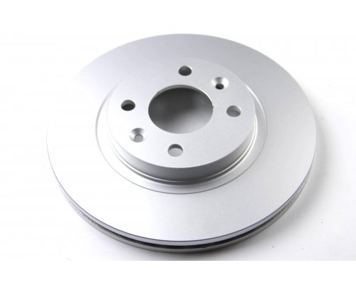 Тормозной диск передний (с ABS, D=259mm) Renault Kangoo / Nissan Kubistar 97-08 16150 ABS (Нидерланды)