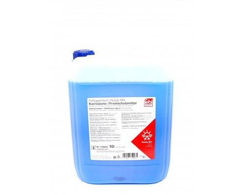 Антифриз -35°C G11 (синий, готовый к применению 10л) MB Vito 639 2003- 172003 FEBI (Германия)