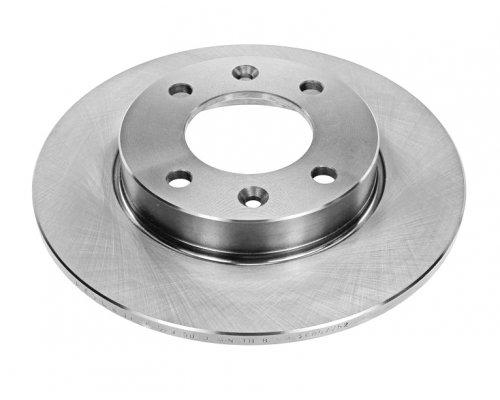 Тормозной диск задний (247x9мм) Peugeot Partner / Citroen Berlingo 1996-2011 17357 ABS (Нидерланды)