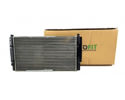 Радиатор охлаждения (720х390х24мм) VW Transporter T4 1990-2003 1740-0010 PROFIT (Чехия)