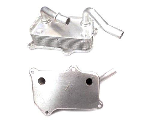 Радиатор масляный / теплообменник MB Vito 639 3.2 / 3.7 (бензин) 2003- 1745-0015 PROFIT (Чехия)