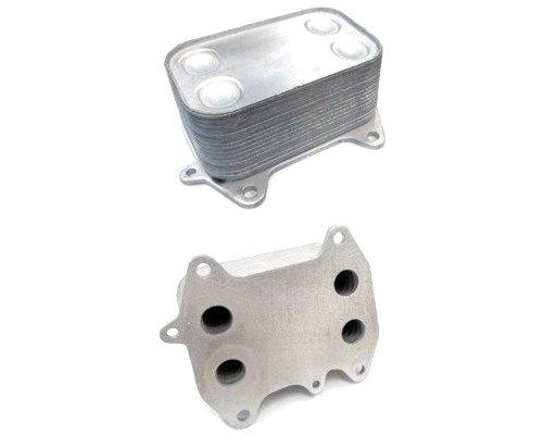 Радиатор масляный / теплообменник VW Crafter 2.0TDI 2011- 1745-0022 PROFIT (Чехия)