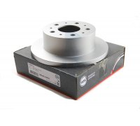 Тормозной диск задний (280x16мм, R16) Fiat Ducato / Citroen Jumper / Peugeot Boxer 2002-2006 17462 ABS (Нидерланды)