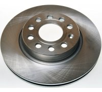 Тормозной диск передний (280х22mm) VW Caddy III 04- 17522 ABS (Нидерланды)