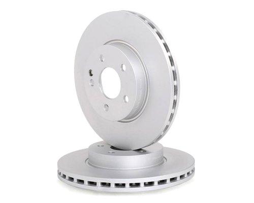 Тормозной диск передний (300х28мм) MB Vito 639 2003- 17569 ABS (Нидерланды)