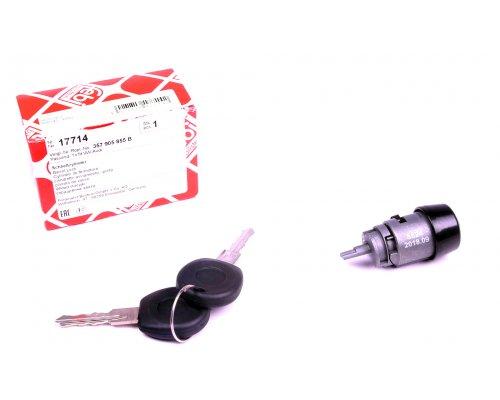 Личинка / cердцевина замка зажигания VW Transporter T4 90-03 17714 FEBI (Германия)