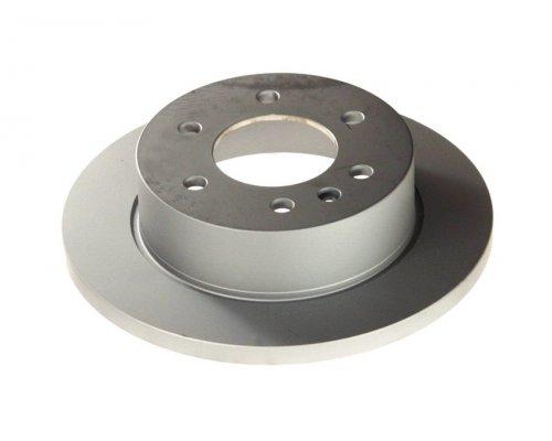 Тормозной диск задний (298х16мм) MB Sprinter 208-316 2006- 17732 ABS (Нидерланды)