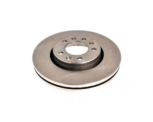 Тормозной диск передний (диаметр 280мм) Fiat Scudo II / Citroen Jumpy II / Peugeot Expert II 2007- 17770 ABS (Нидерланды)
