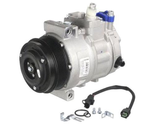 Компрессор кондиционера (двигатель: OM651, тип: 7SEU17C) MB Sprinter 2.2CDI 2006- 1790-0016 PROFIT (Чехия)