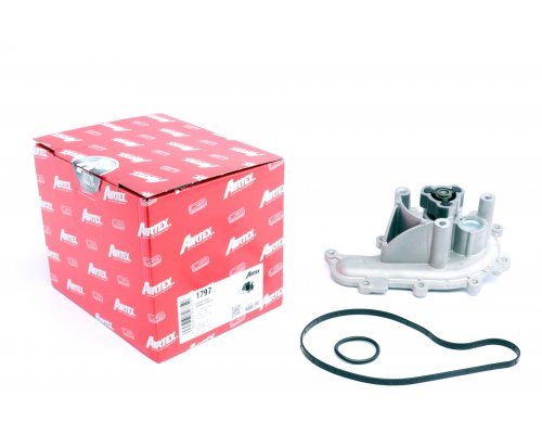 Помпа / водяной насос Fiat Ducato II / Citroen Jumper II / Peugeot Boxer II 2.2D / 2.3D / 2.2HDi 2006- 1797 AIRTEX (Испания)