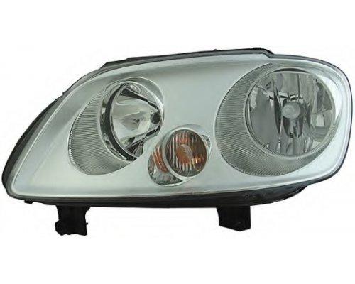 Фара передняя правая (тип ламп: H1 / H7) VW Caddy III 2004-2010 441-1193R-LD-EM DEPO (Тайвань)