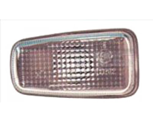 Повторитель поворота правый / левый (белый) Fiat Scudo / Citroen Jumpy / Peugeot Expert 1995-2006 18-5161-15-2 TYC (Тайвань)