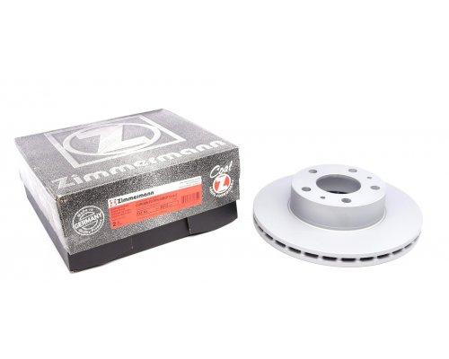 Тормозной диск передний (280x24) Fiat Ducato II / Citroen Jumper II / Peugeot Boxer II 2006- 180.3013.20 ZIMMERMANN (Германия)
