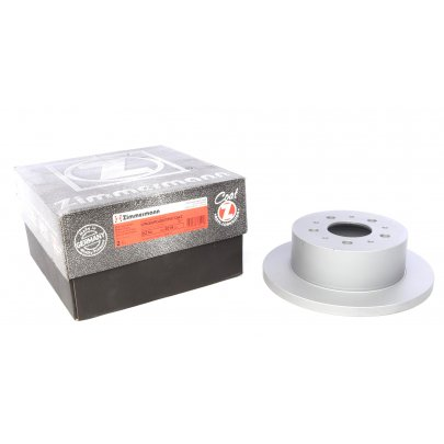 Тормозной диск задний (280x16мм, R15) Fiat Ducato / Citroen Jumper / Peugeot Boxer 2002-2006 180.3019.20 ZIMMERMANN (Германия)