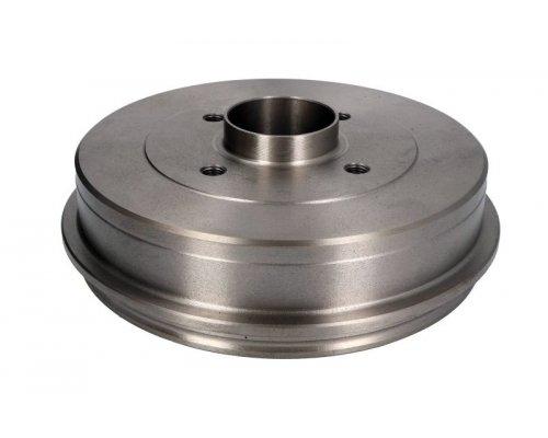 Тормозной барабан задний (d=203мм) Renault Kangoo / Nissan Kubistar 97-08 1825.253913 SBS (Дания)