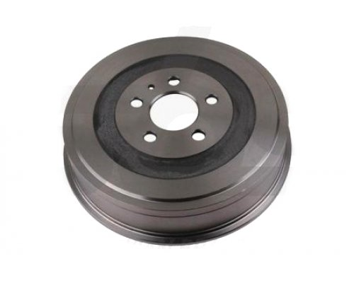 Тормозной барабан задний (d=255мм) Fiat Scudo / Citroen Jumpy / Peugeot Expert 1995-2006 1825.261902 SBS (Дания)