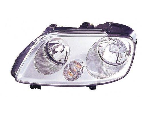 Фара передняя левая (тип ламп: H1 / H7) VW Caddy III 2004-2010 441-1193L-LD-EM DEPO (Тайвань)