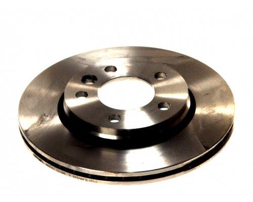 Тормозной диск задний (LUCAS, 294x22mm) VW Transporter T5 03- 19-0838 MAXGEAR (Польша)
