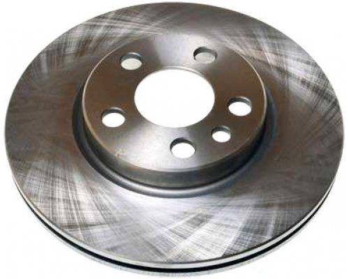 Тормозной диск передний (281x26мм) Fiat Scudo / Citroen Jumpy / Peugeot Expert 1995-2006 19-4620 ETF (Германия)