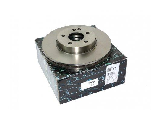 Тормозной диск передний (300х28мм) MB Vito 639 2003- 19-6394 ETF (Германия)