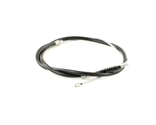 Трос ручника задний правый  (1818 / 1480 мм, барабанные тормоза) Peugeot Partner / Citroen Berlingo 1996-2011 1987477577 BOSCH (Германия)