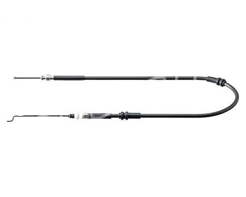 Трос ручника задний правый / левый (1270 / 1000мм) VW Transporter T5 2003- 1987482014 BOSCH (Германия)