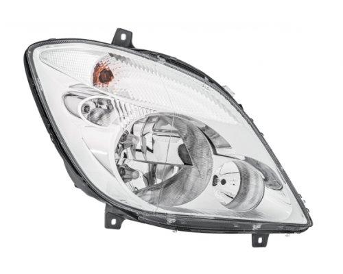 Фара передняя правая (до 2013 г.в.) MB Sprinter 906 2006-2013 1EB247012-061 HELLA (Германия)
