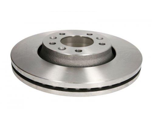 Тормозной диск передний (диаметр 280мм) Fiat Scudo II / Citroen Jumpy II / Peugeot Expert II 2007- 203735 NK (Дания)