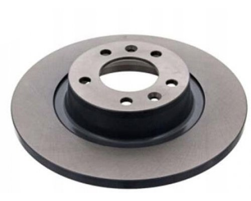 Тормозной диск задний Fiat Scudo II / Citroen Jumpy II / Peugeot Expert II 2007- 203736 NK (Дания)