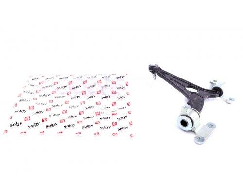 Рычаг подвески передний правый Fiat Scudo II / Citroen Jumpy II / Peugeot Expert II 2007- 204002 SOLGY (Испания)