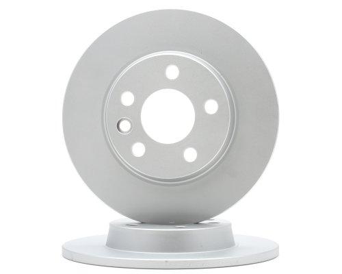 Тормозной диск задний сплошной (280x12mm) VW Transporter T4 90-03 204767 NK (Дания)