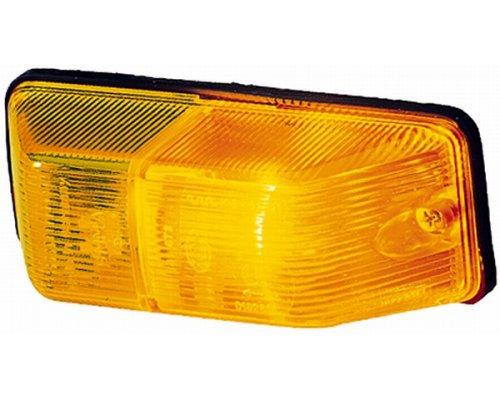 Повторитель поворота правый (желтый, со сдвоенным колесом) MB Sprinter 408-416 1995-2006 8240 AUTOTECHTEILE (Германия)