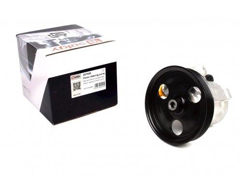 Насос гидроусилителя руля (со шкивом 6PK) Renault Kangoo / Nissan Kubistar 1997-2008 207005 SOLGY (Испания)