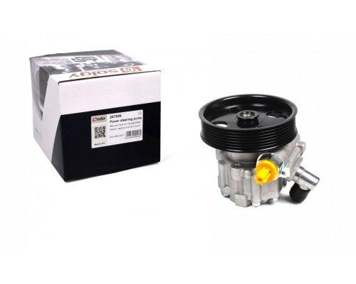 Насос гидроусилителя руля (двигатель OM642) MB Vito 639 3.0CDI 2006- 207006 SOLGY (Испания)