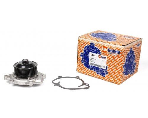 Помпа (двигатель: OM642, 7-ручейковый шкив) MB Vito 639 3.0CDI 2007- 2080 AUTOTECHTEILE (Германия)