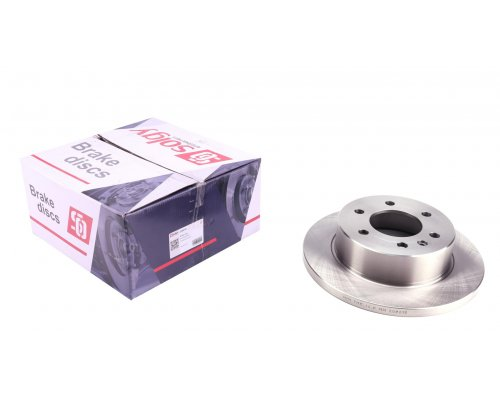 Тормозной диск задний (298х16мм) VW Crafter 30-50 2006- 208015 SOLGY (Испания)